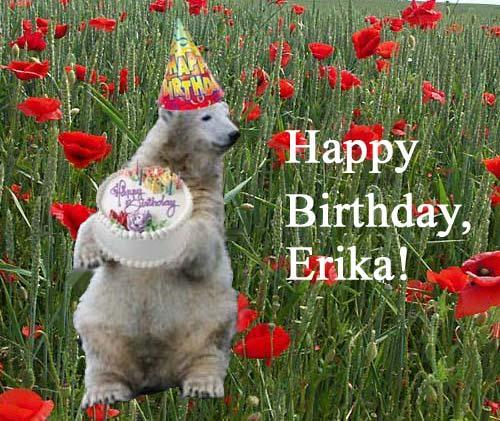 Поздравление с днем рождения эрик 94